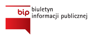 logo BIP z przekierowaniem na stronę biuletynu szkoły